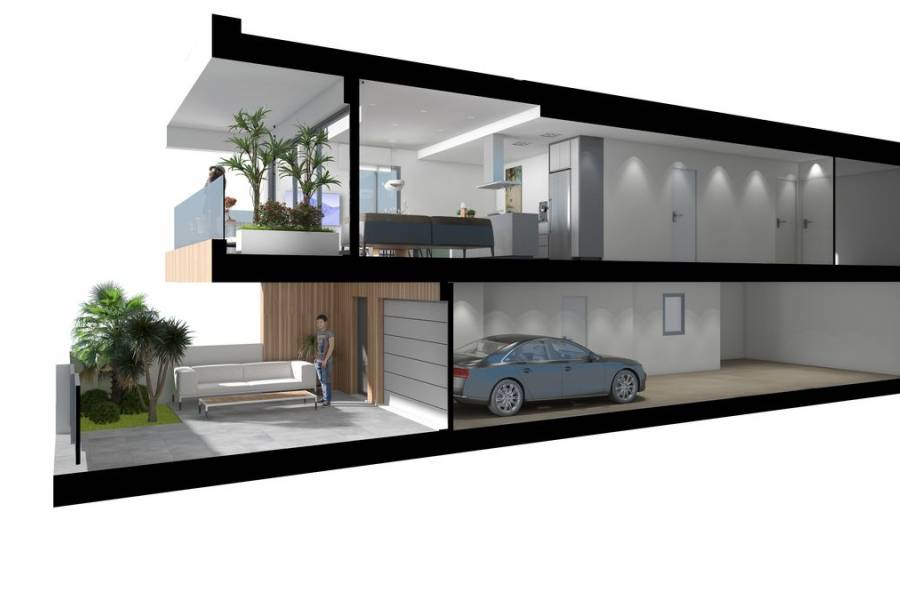New Build - Duplex - Gran Alacant
