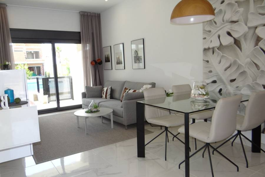 New Build - Apartment/Flat - Guardamar del Segura - El Raso