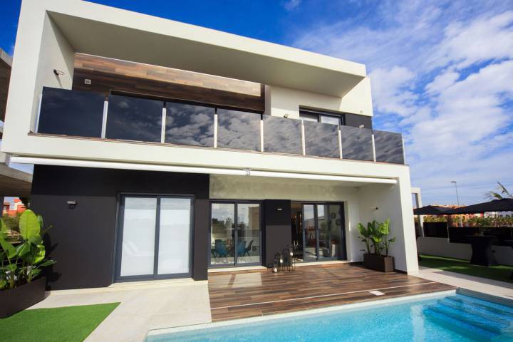 Villa/Detached house - New Build - Orihuela Costa - Lomas de Cabo Roig