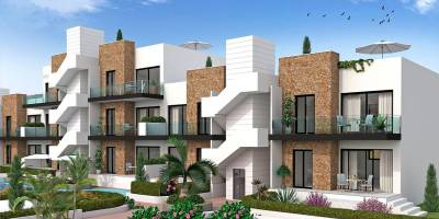 Apartment/Flat - New Build - Arenales del Sol - Los Arenales del Sol