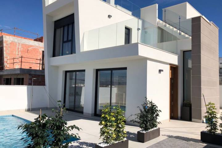 Villa/Detached house - New Build - Benijofar - Benijofar