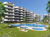 New Build - Apartment/Flat - Arenales del Sol - Los Arenales del Sol