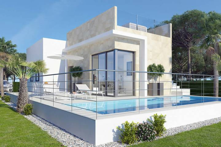 Villa/Detached house - New Build - Benidorm - Finestrat