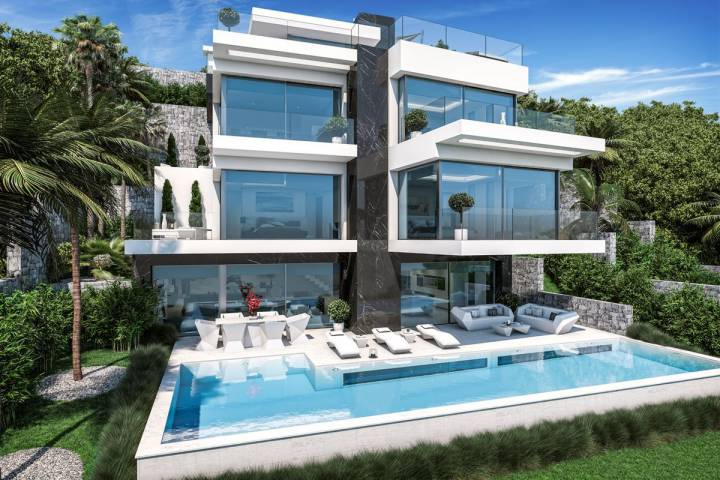 Villa/Detached house - New Build - Javea - Javea