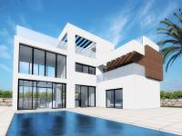 New Build - Villa/Detached house - Benidorm - Finestrat