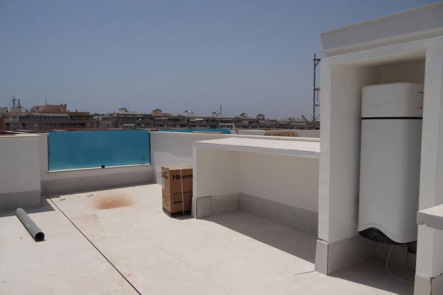 New Build - Penthouse - Torrevieja