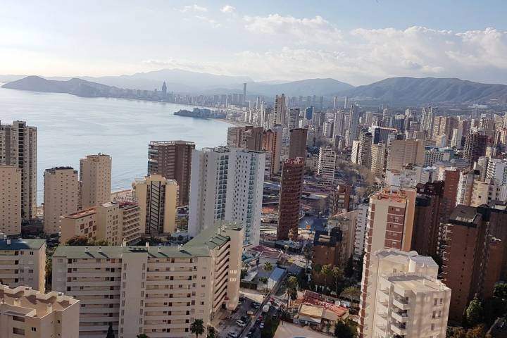 Apartment/Flat - Resale - Benidorm - Benidorm Playa