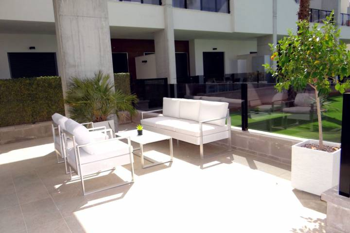 Appartement - Nouvelle construction - Guardamar del Segura - Guardamar del Segura