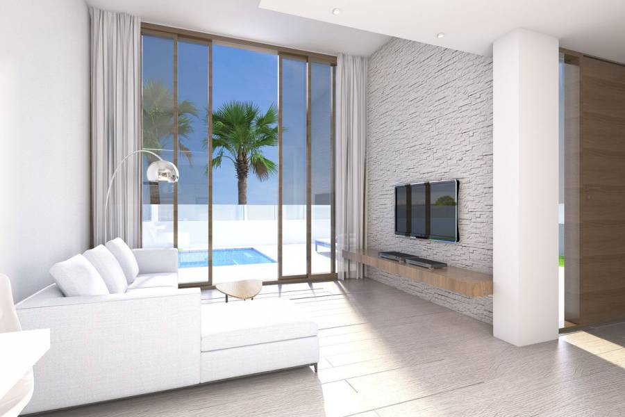 New Build - Villa/Detached house - Torrevieja - Los Balcones