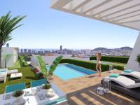 New Build - Row house - Benidorm - Finestrat