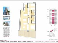New Build - Apartment/Flat - Benidorm - Benidorm Playa