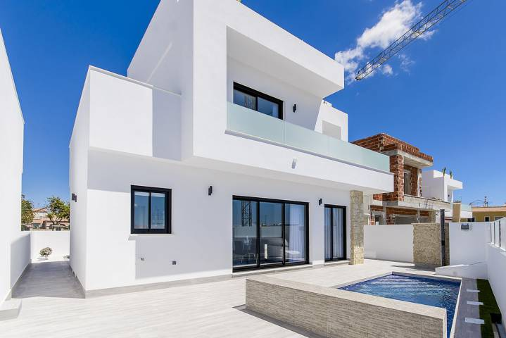 Villa/Detached house - New Build - Los Montesinos - La Herrada