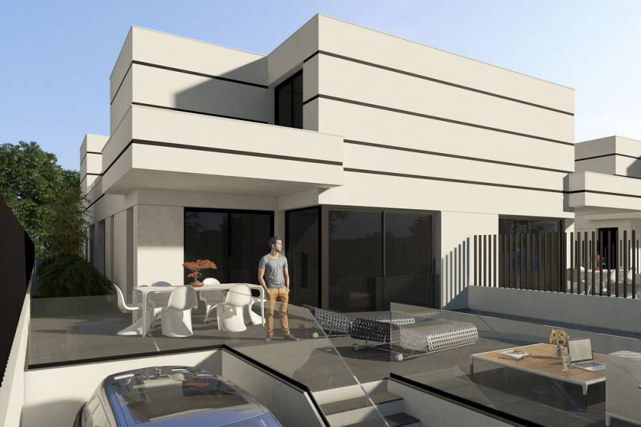 New Build - Row house - Dolores