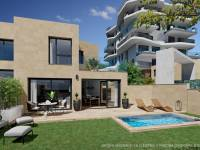 New Build - Row house - Villajoyosa