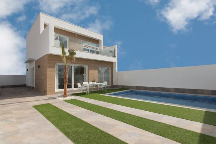 Villa/Detached house - New Build - Pilar de la Horadada - Pilar de la Horadada