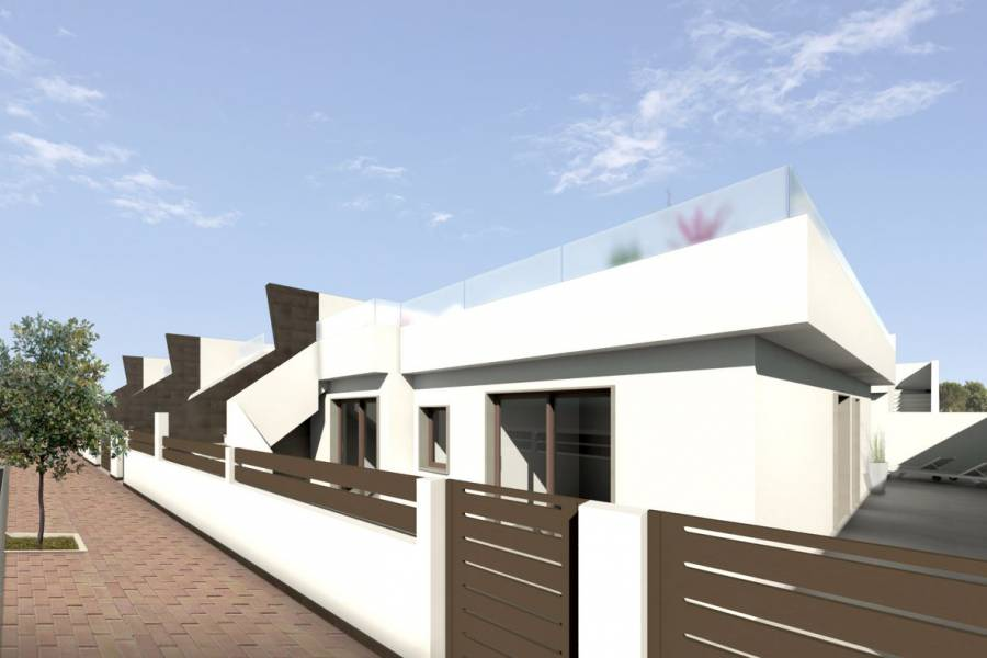 New Build - Villa/Detached house - Pilar de la Horadada