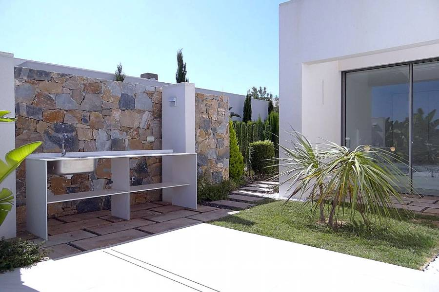 New Build - Villa/Detached house - San Miguel de Salinas - Las Colinas