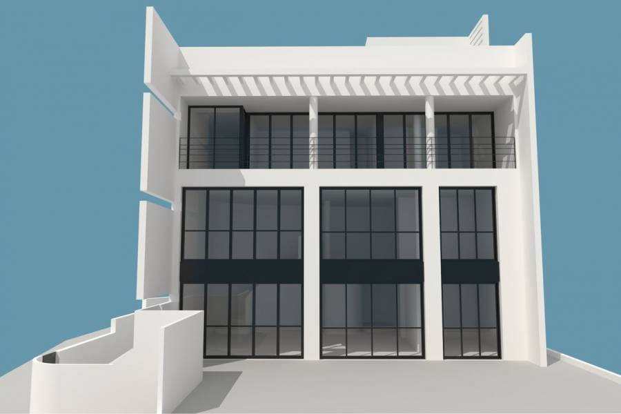 Nouvelle construction - Villa - Guardamar del Segura