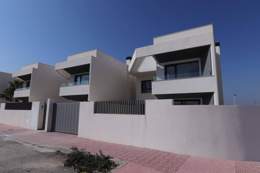 New Build - Villa/Detached house - Torrevieja - Nueva Torrevieja