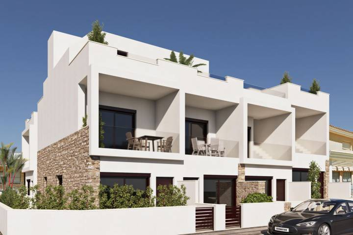 Row house - New Build - Torre de la Horadada - Torre de la Horadada