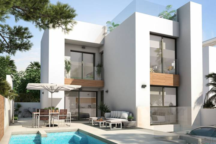 Villa/Detached house - New Build - Ciudad Quesada - Rojales