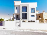 New Build - Villa/Detached house - La Nucia